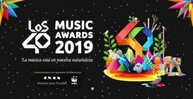 Entradas LOS40 Music Awards 2019