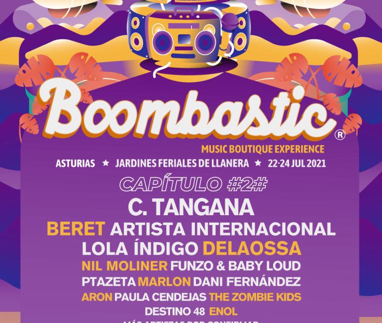 Entradas boombastic Festival 2021
